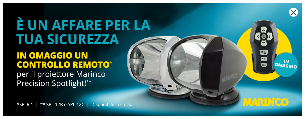 Marinco Precision Spotlights